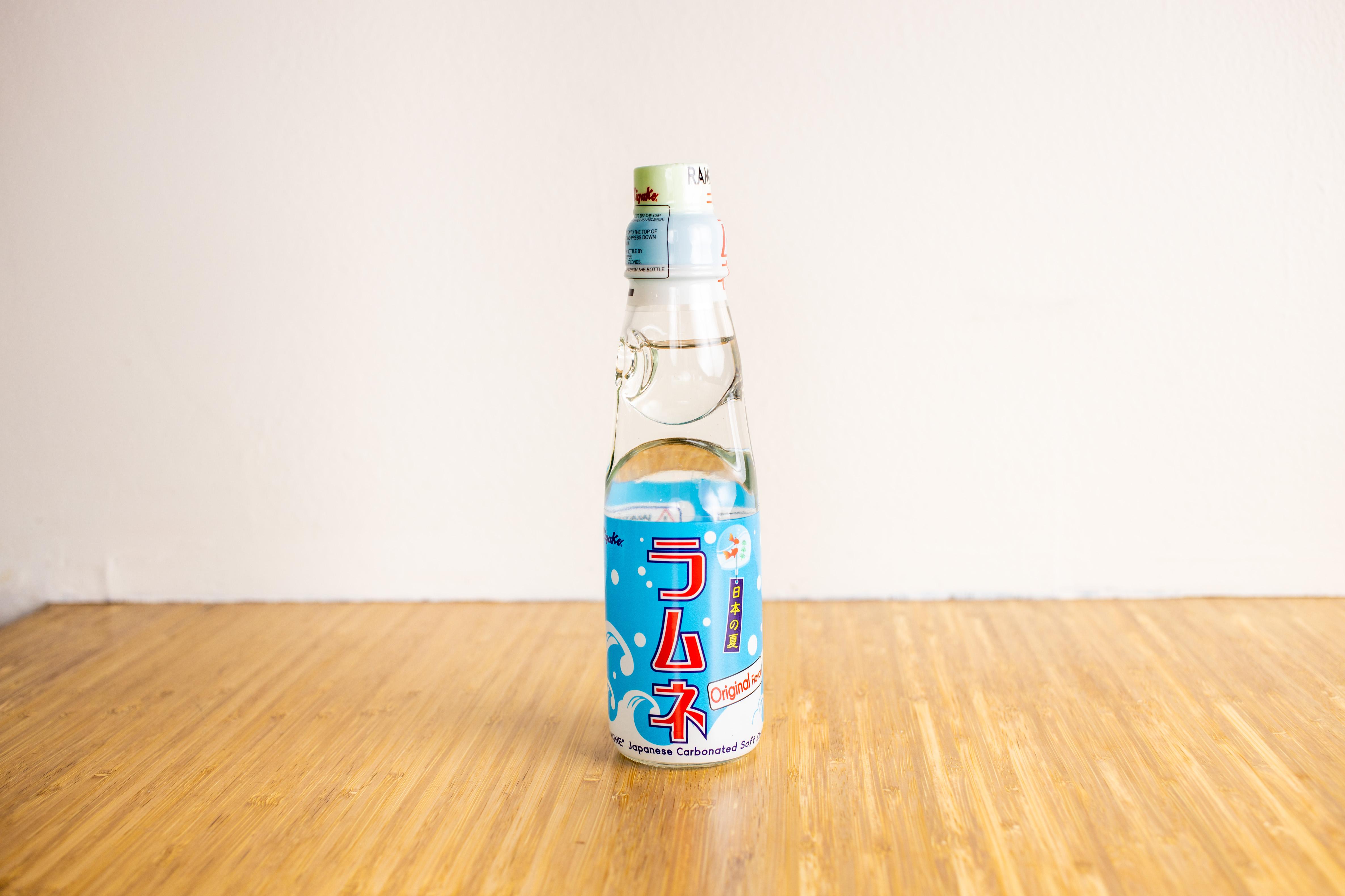Japanese Ramune Soda
