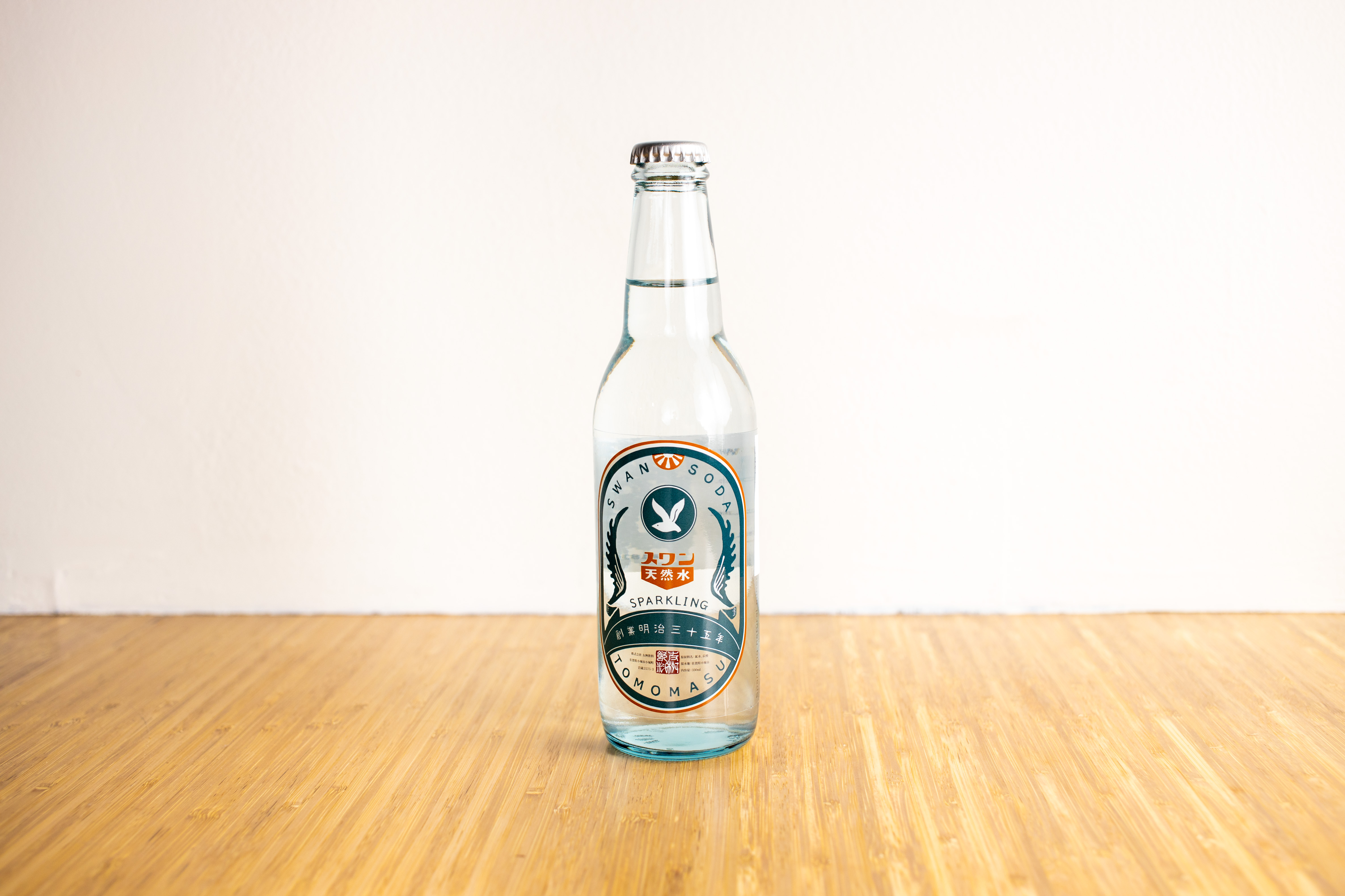 Swan Sparkling Mineral Water