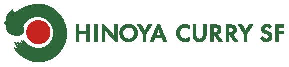 hinoya curry logo
