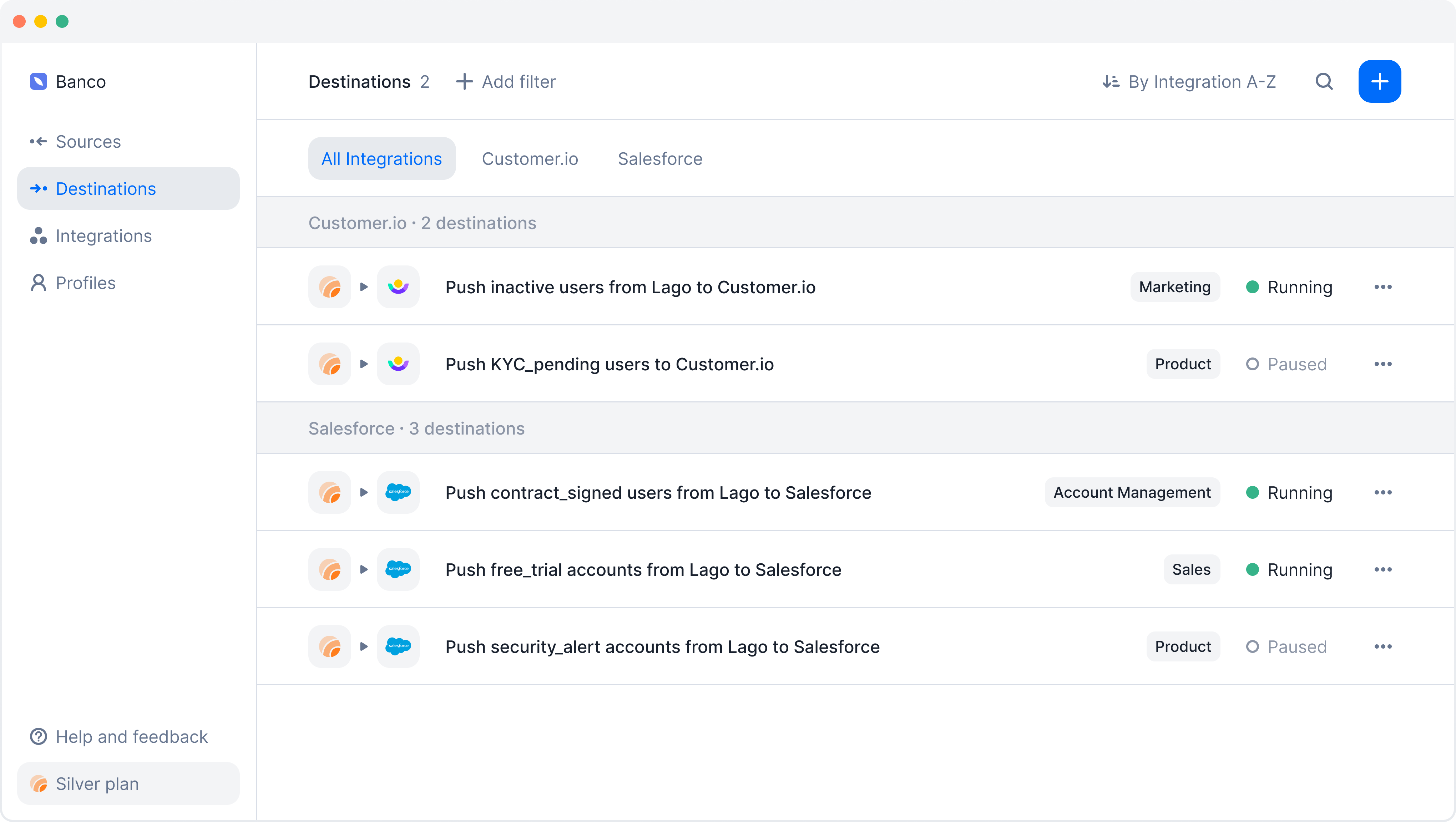 Get Lago • No-code data tool for Growth teams