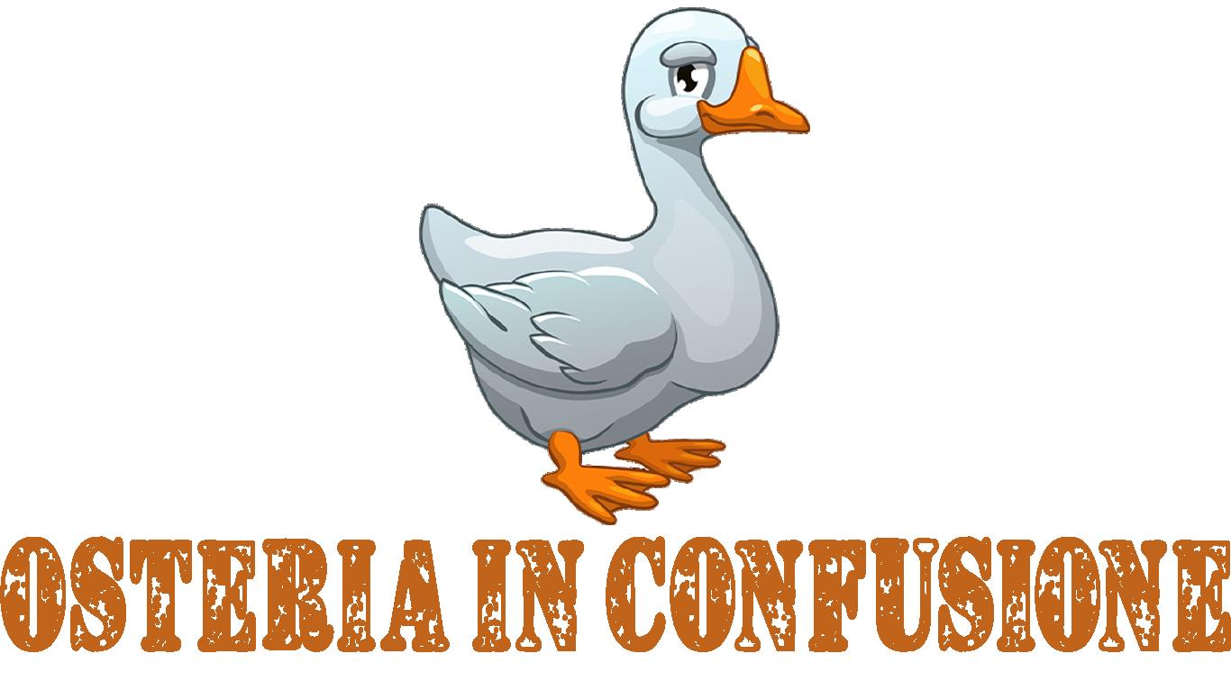 Logo Osteria in Confusione