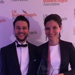 Feebris Wins UKBAA's Best Investment in Disruptive Technology Award