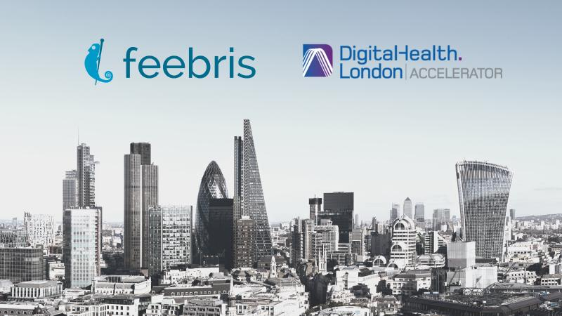 Feebris joins DigitalHealth.London's 2021 Accelerator