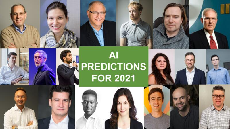 Our CEO joins TechRound to make AI Predictions for 2021