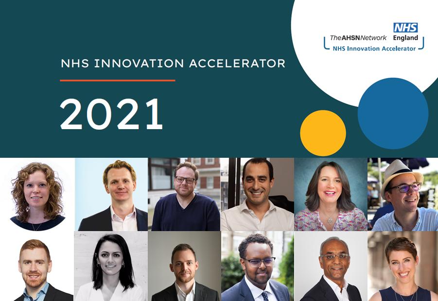 Feebris announced as an NHS Innovation Accelerator Fellow 2021