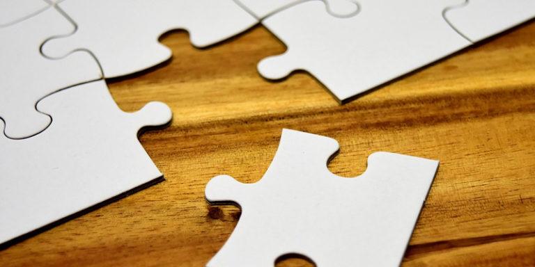 Um quebra-cabeças