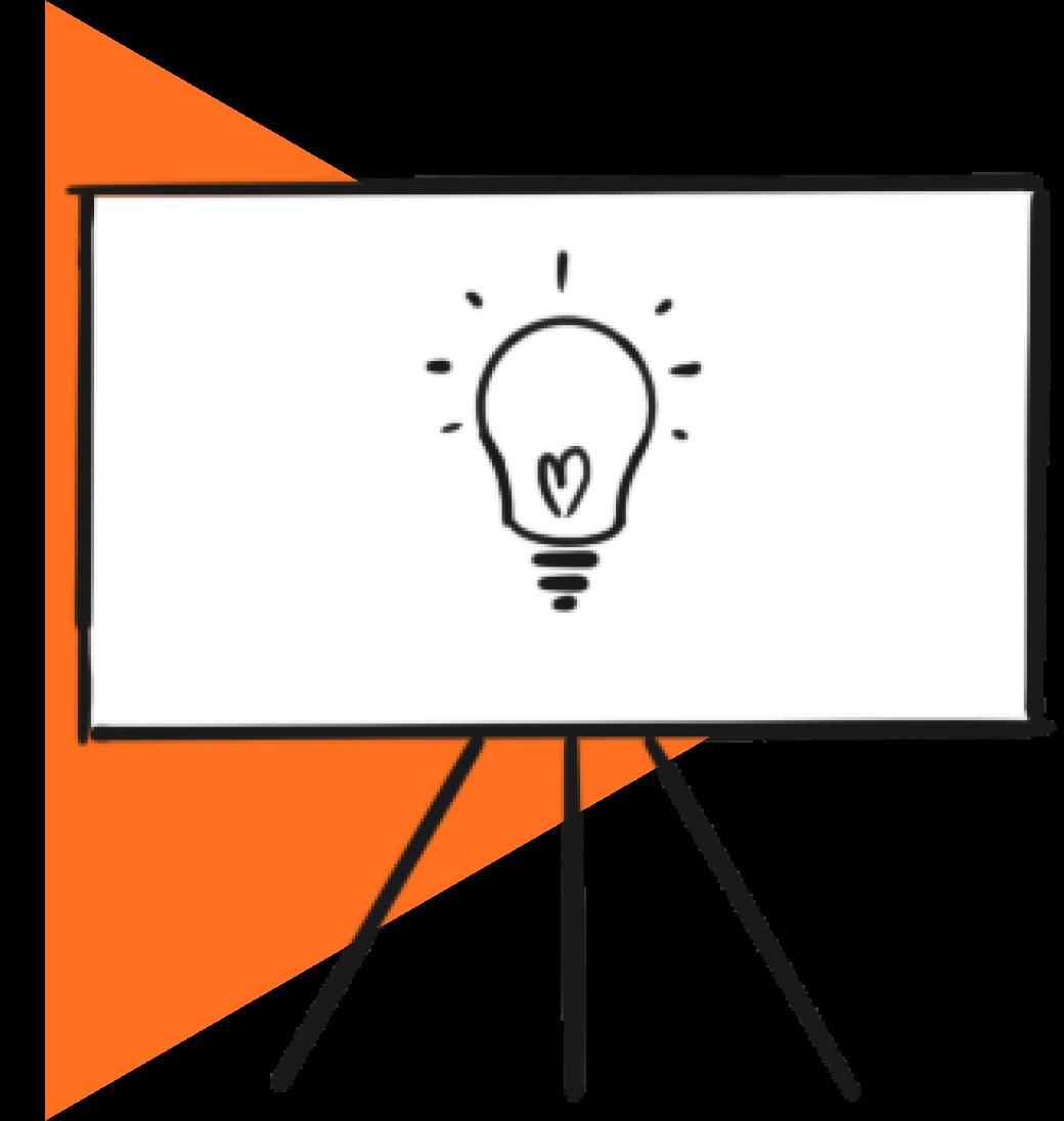 Illustrasjon av kunde-og-leveranse-fasen i sommersprint