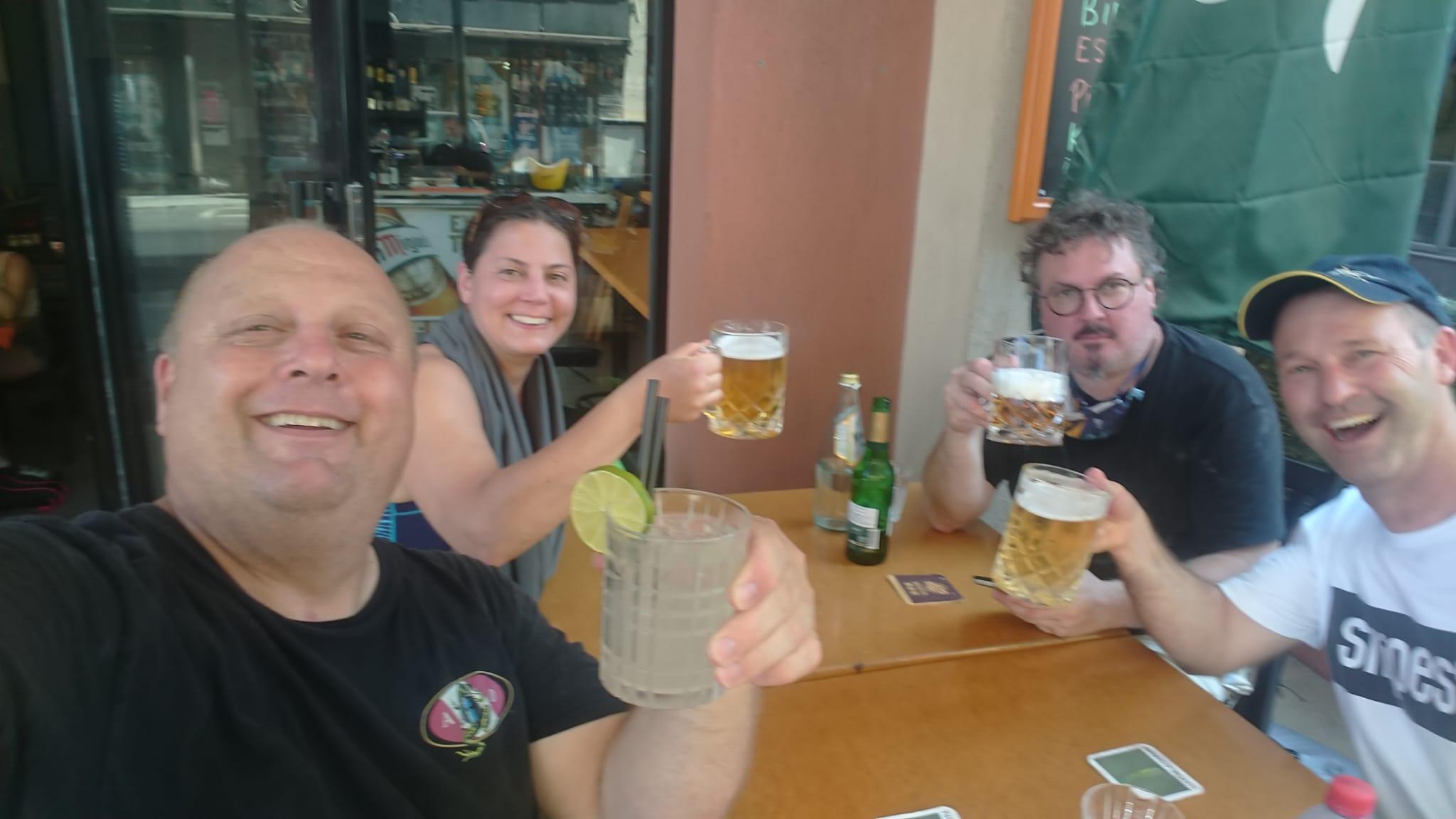 TMX-Wrack-Woche in Malta