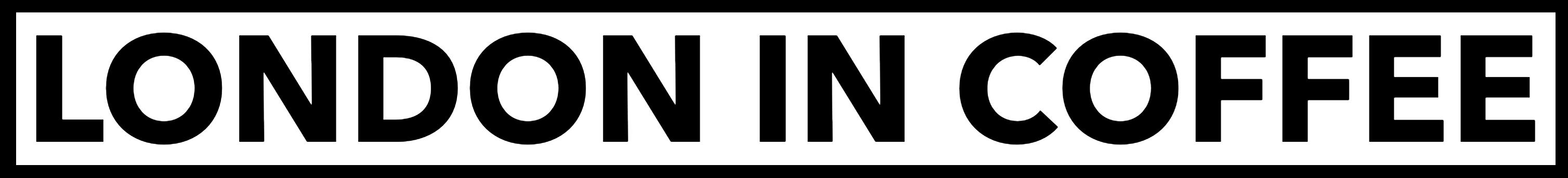 London in Coffee Logo
