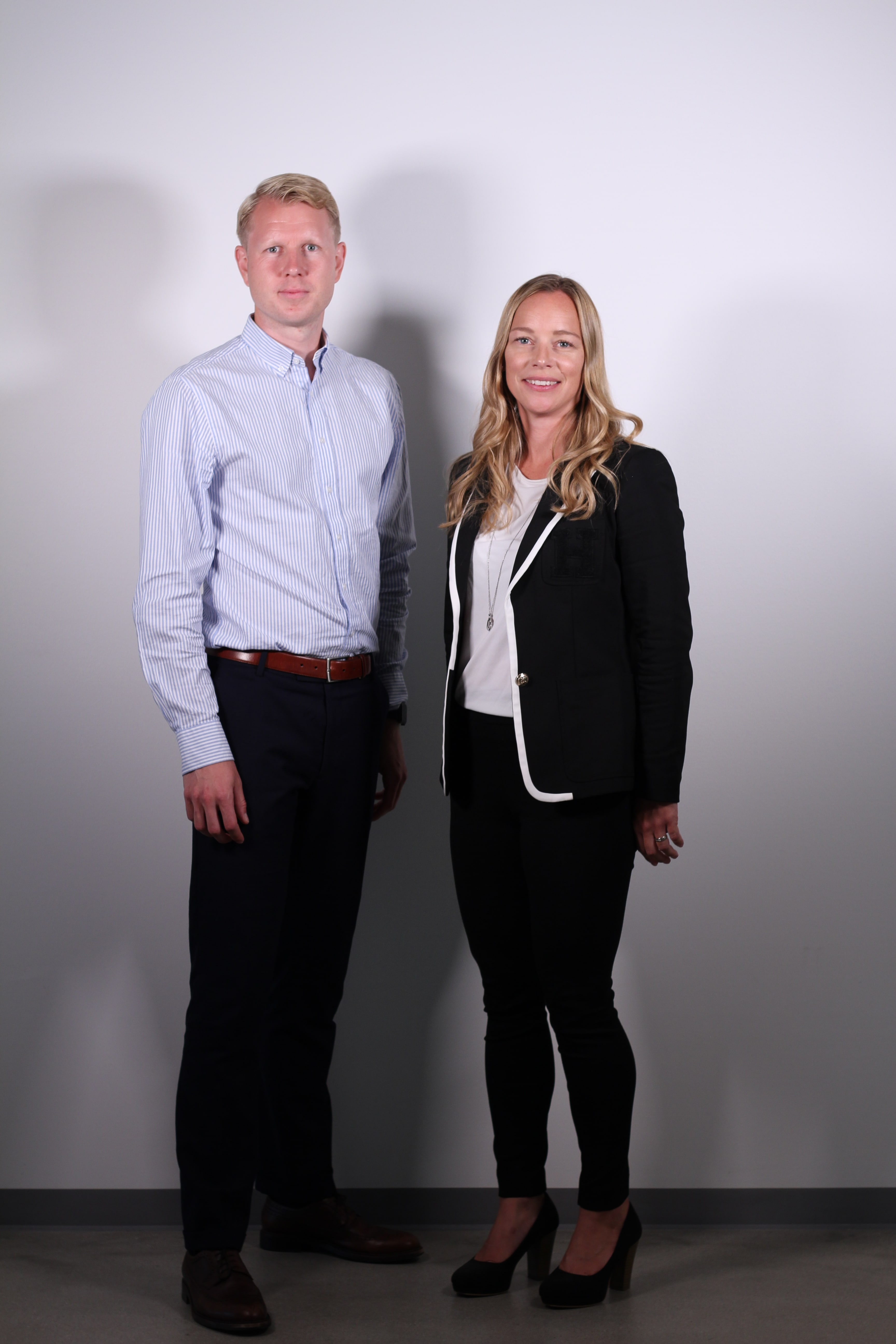 A warm welcome to two new members of our management team!