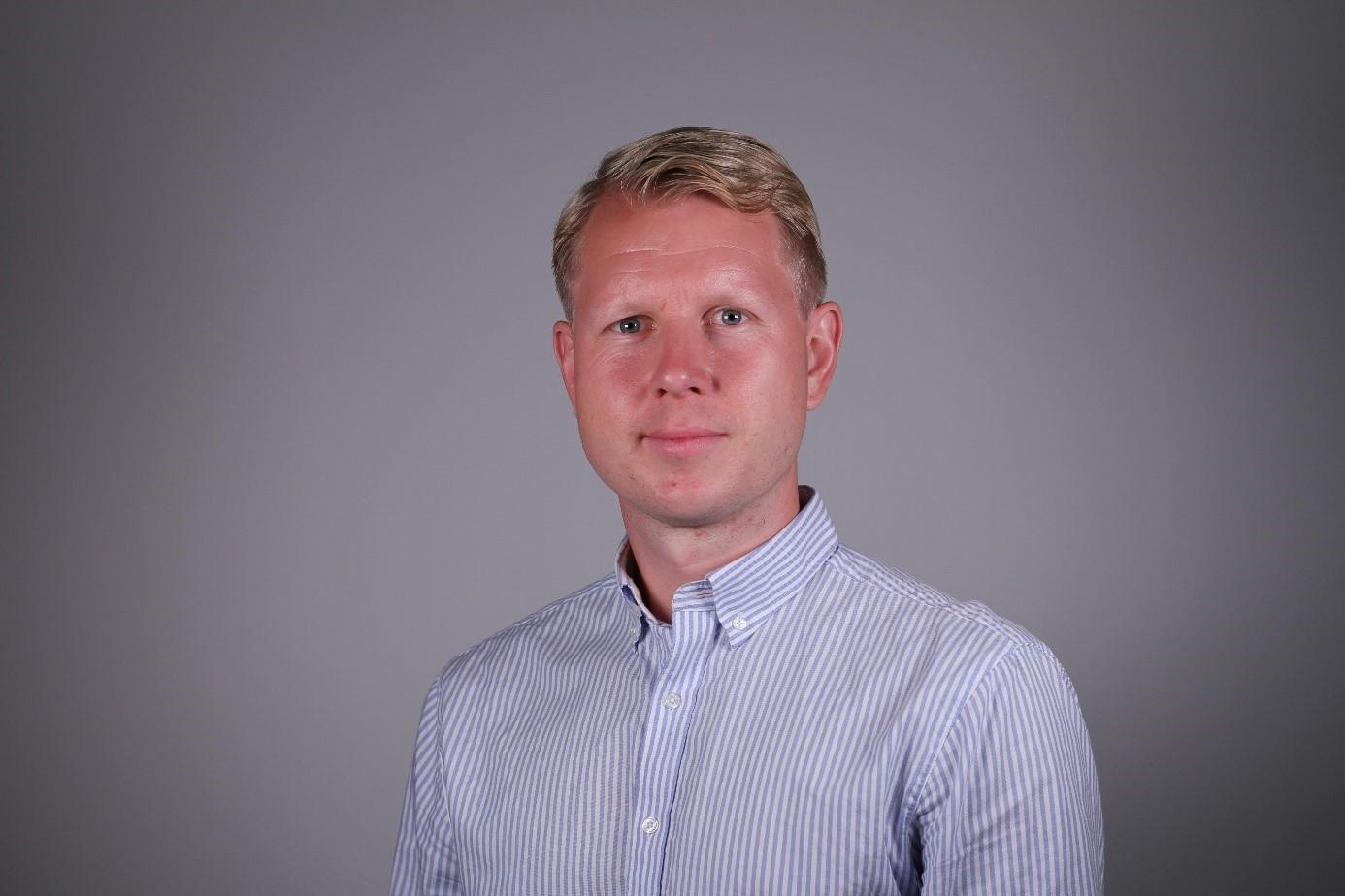 OIM Sweden recruits Jesper Hallberg