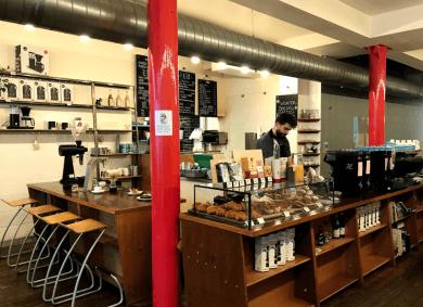 Prufrock Cafe