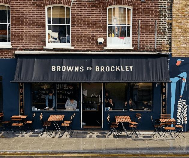 Browns of Brockley