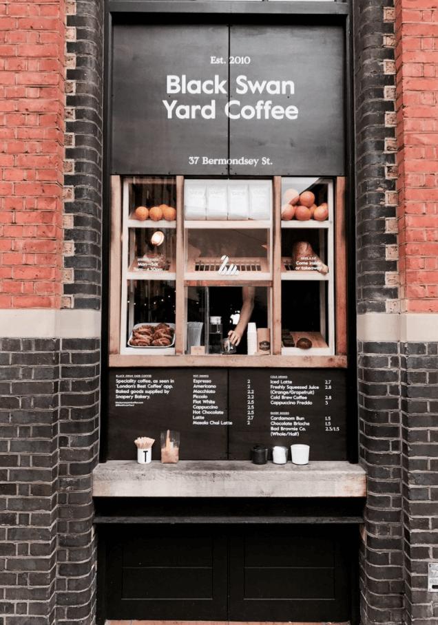 Black Swan Yard Coffee