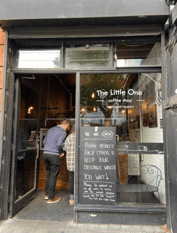 The Little One Coffee Shop