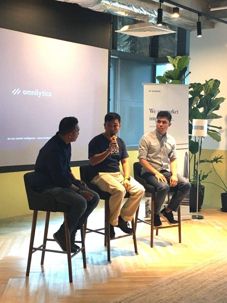 Dominating the Modern Market by Omnilytics, with Captii Ventures and Bokitta