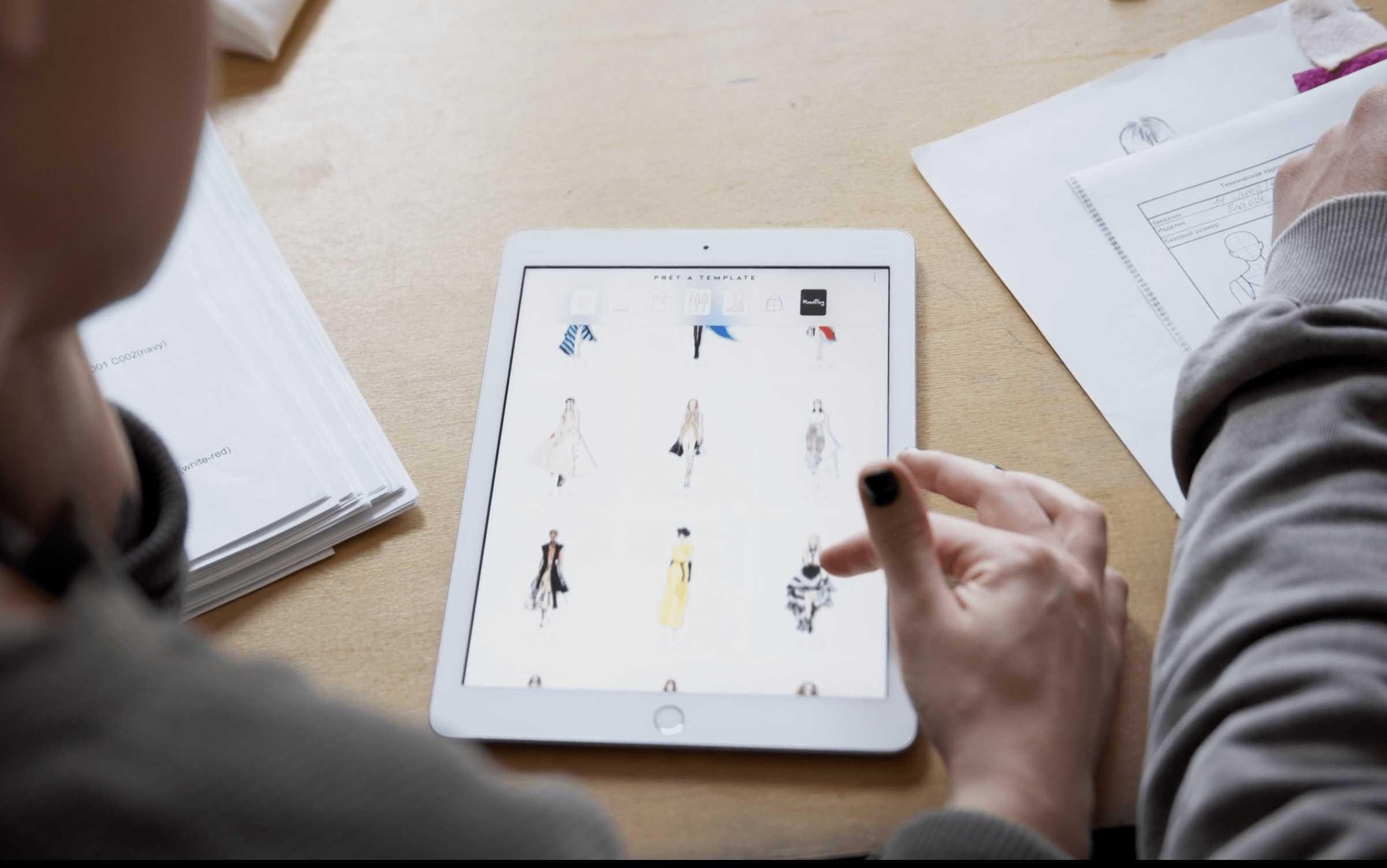 Introducing the Unified Fashion Journey