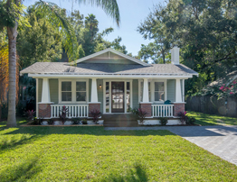 Completed Home in Tampa