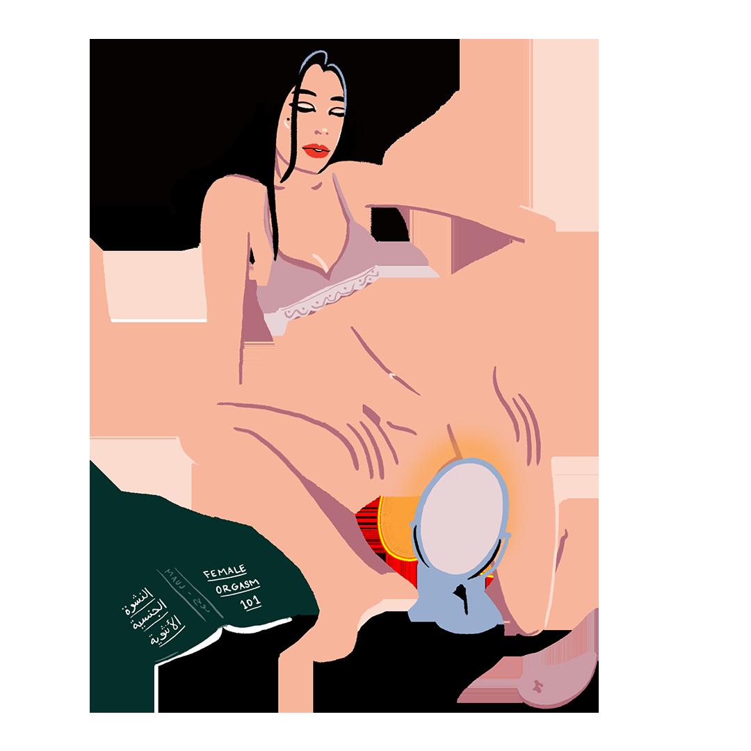 مدخل إلى النشوة الجنسية لدى النساء