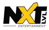 NXT LVL Entertainment Partner Logo