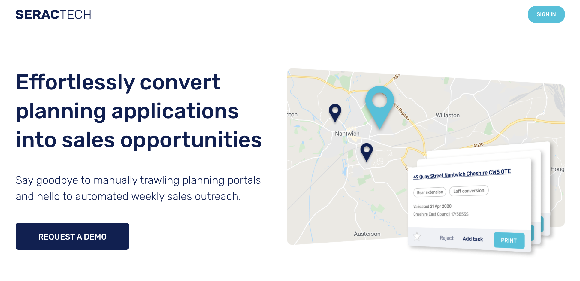 Using Planning Portal Applications To Gain New Work