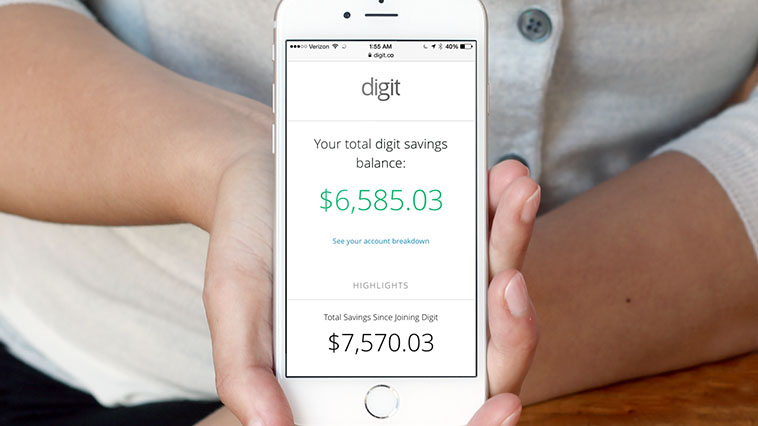Digit Money Saving App