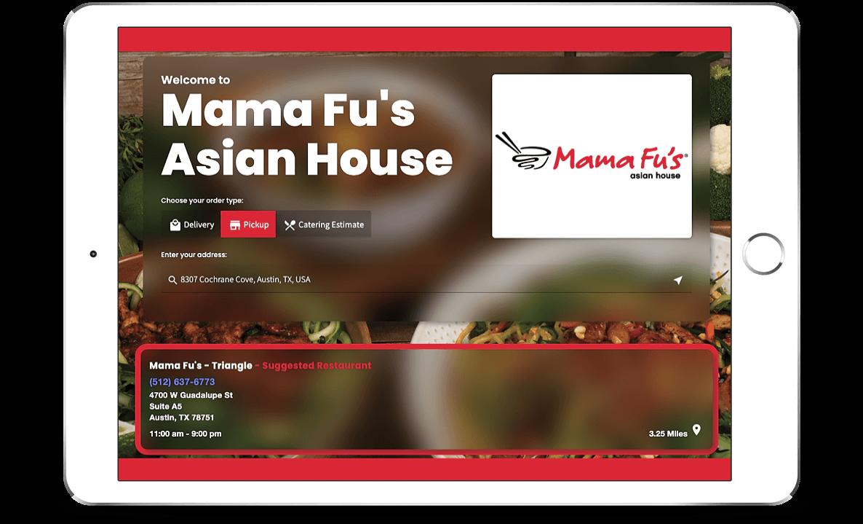 OrderB4 Mockup Ipad Mama Fu