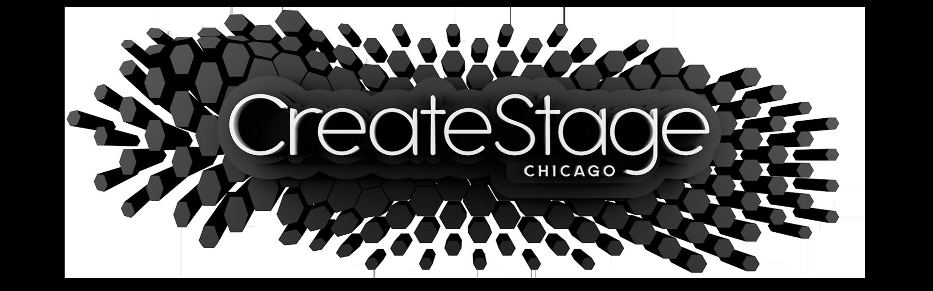 The ultimate alpha. The CreateStage logo alpha image.