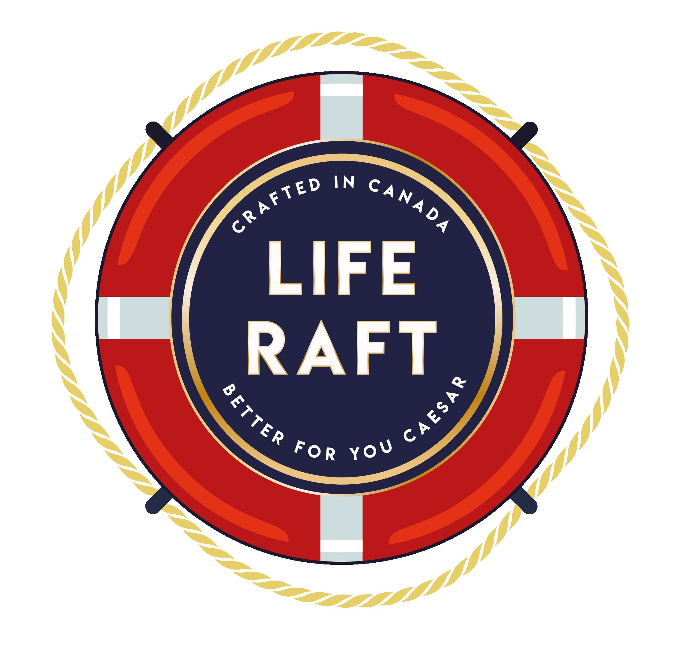 Life Raft Logo