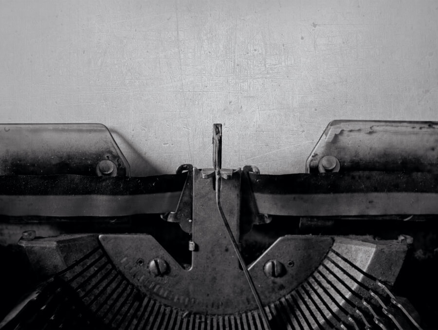 typewriter picture