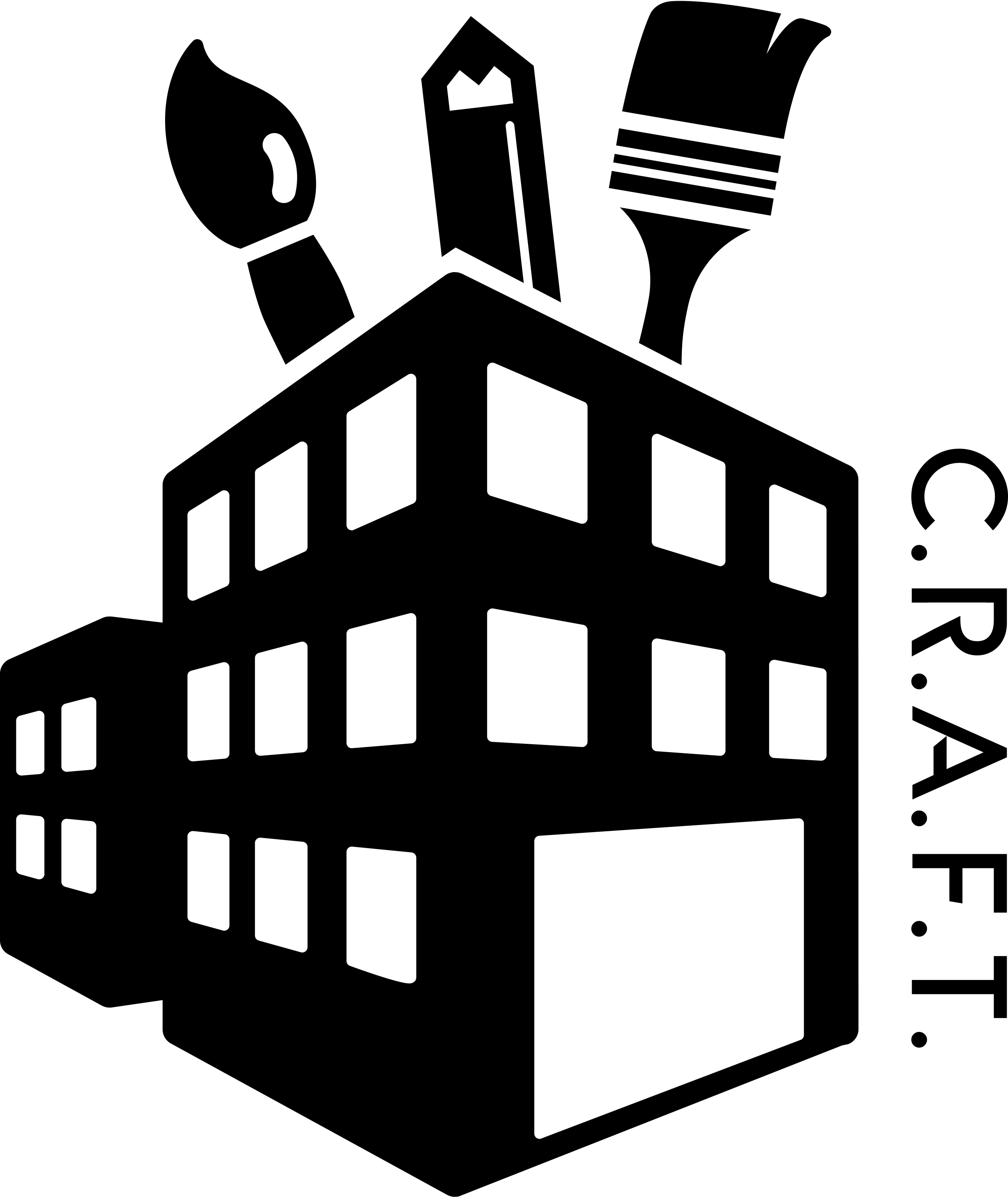 C.R.A.F.T Building Logo