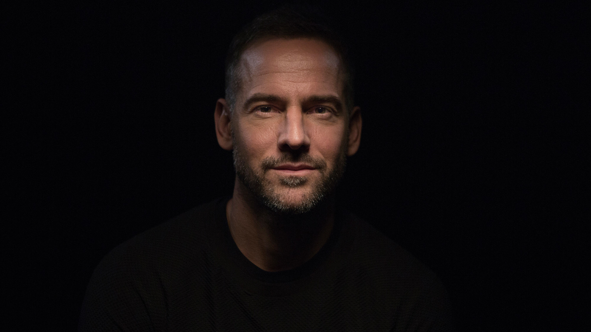 Janez Vermeiren from Save The Children Safe Spaces Campaign Image Library by Michelle Wastie Photography