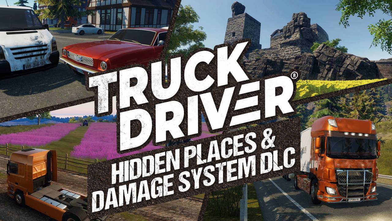 Truck Driver® delivers free DLC on Nintendo Switch™