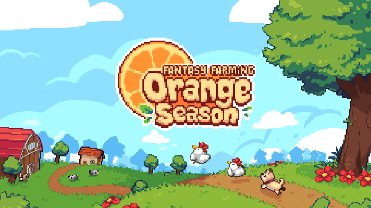 SOEDESCO teams up with Tropical Puppy to publish the community driven game Fantasy Farming: Orange Season.
