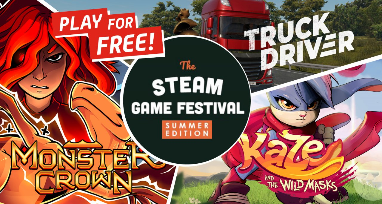 SOEDESCO is attending the Steam® Game Festival
