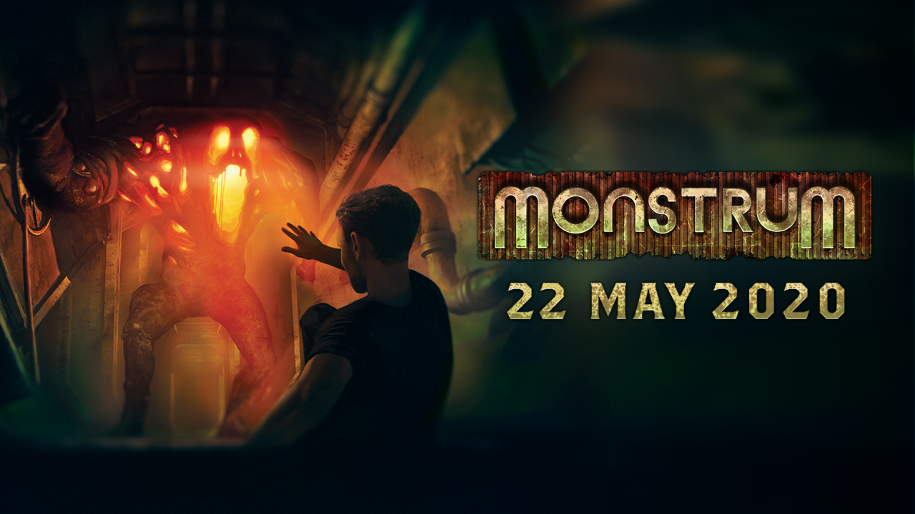 Monstrum is coming to PlayStation®4, Xbox One and Nintendo Switch™ on May 22.