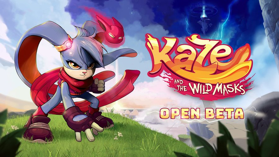 Open Beta of Kaze and the Wild Masks starts on Steam® today