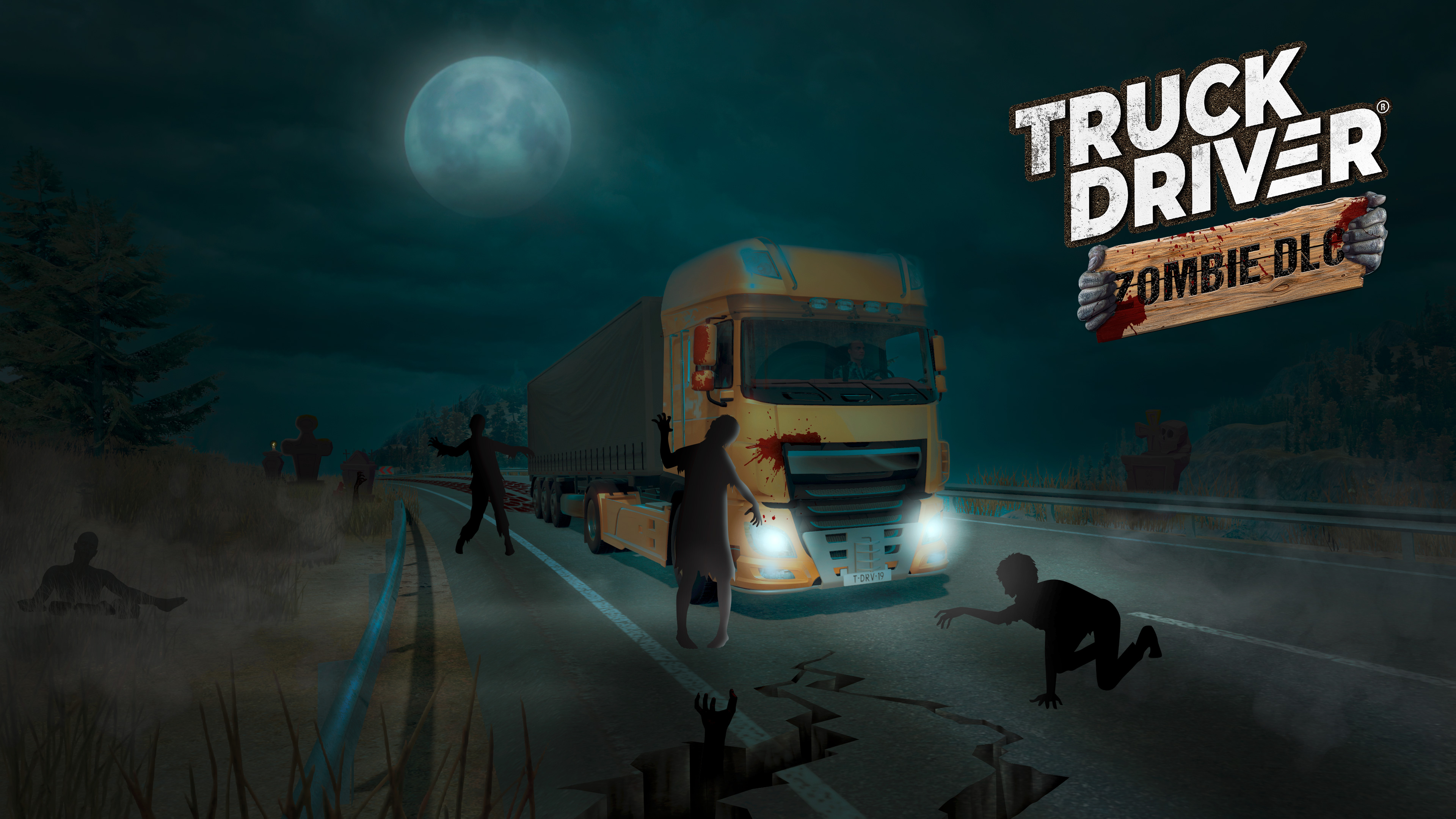 Truck Driver® Zombie DLC Announced