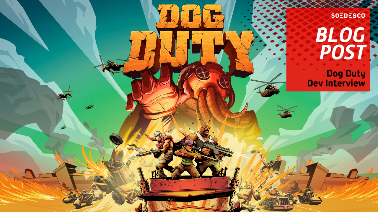 From action figures to Real Time Tactics game; How Dog Duty came to be