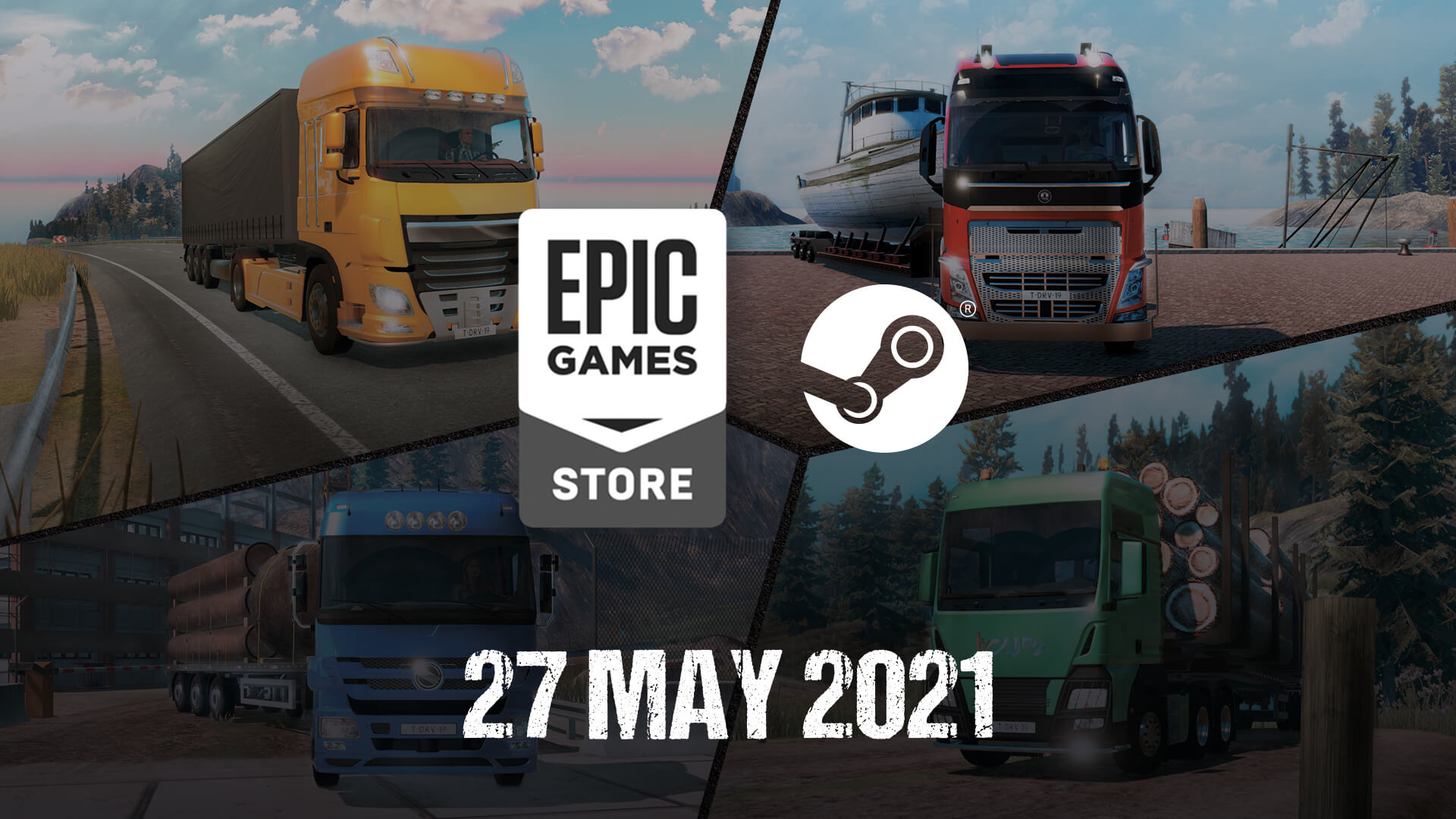 Truck Driver® launches on Steam on May 27