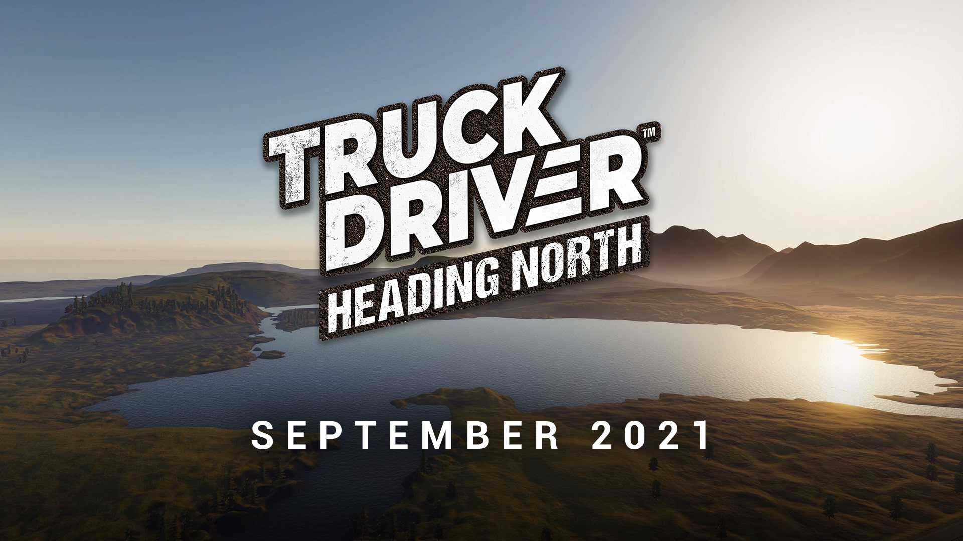 New map DLC 'Heading North' is on its way to Truck Driver®