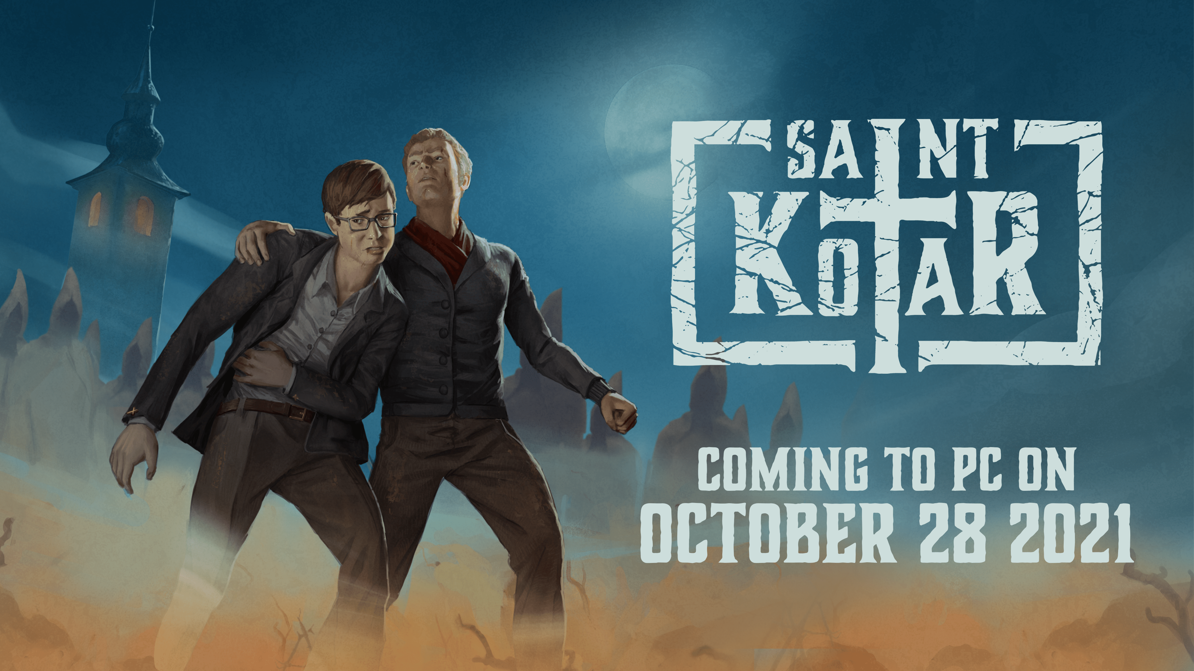 Point & click psychological horror detective adventure 'Saint Kotar' to launch on October 28