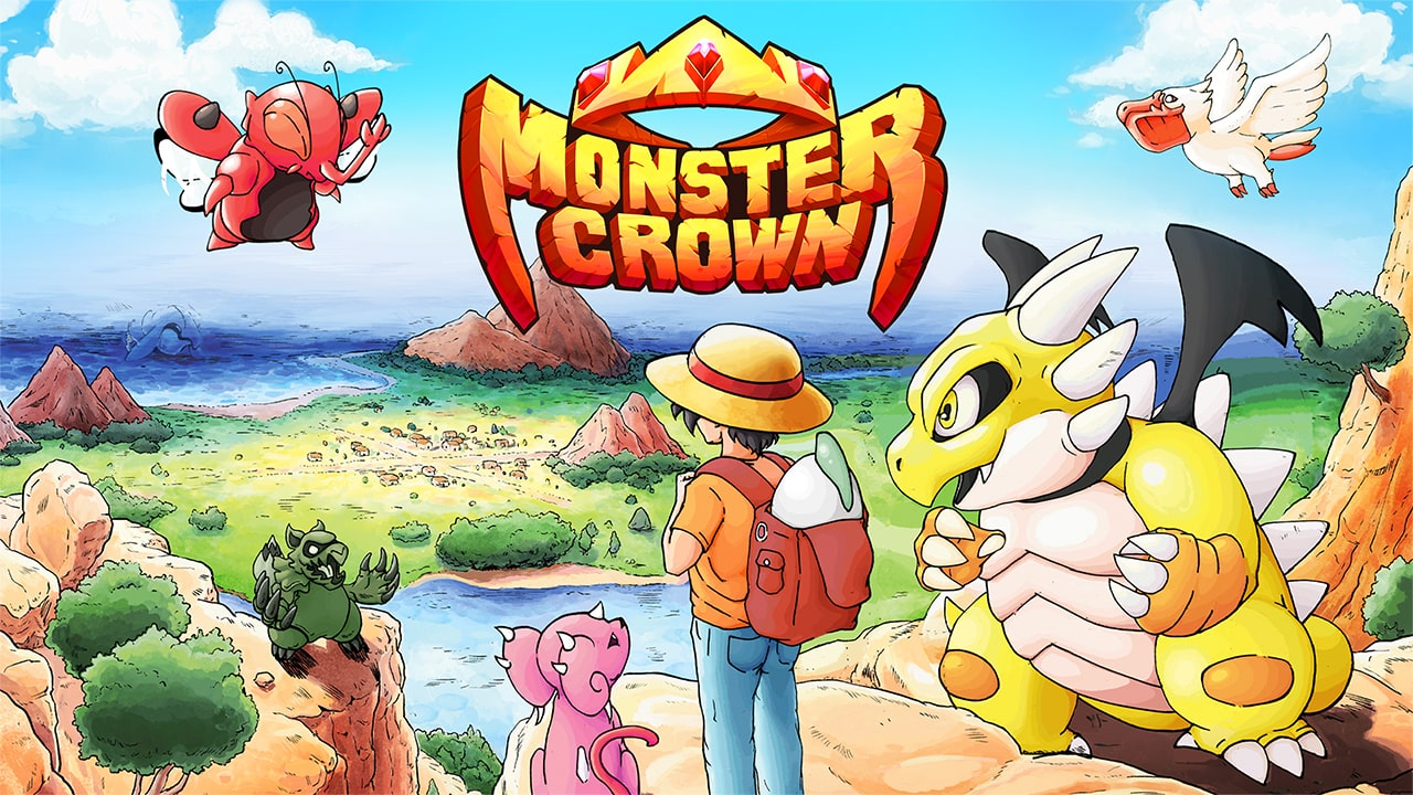 Brand-new trailer marks the release of Monster Crown