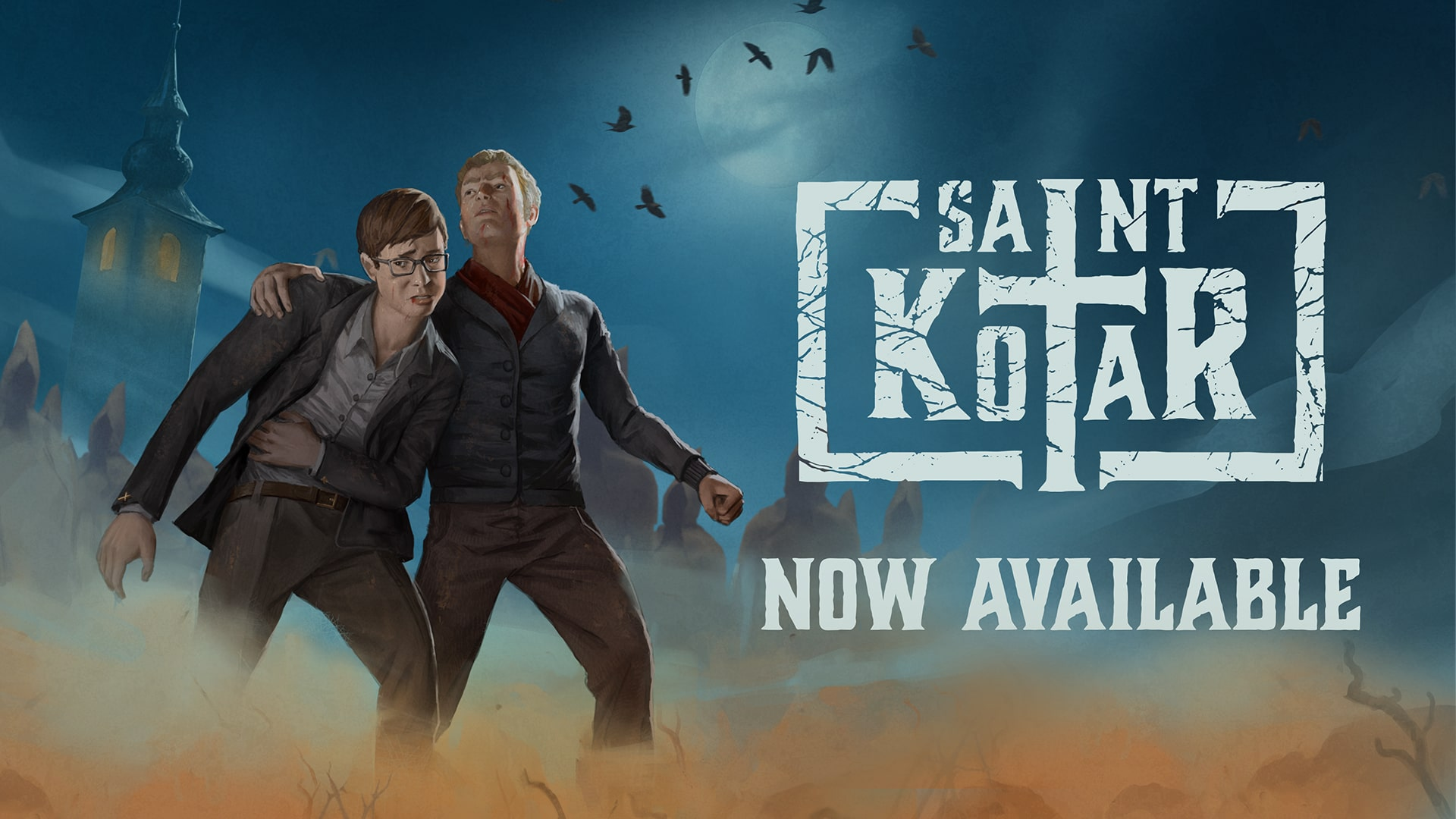 Saint Kotar releases today with a new chilling launch trailer