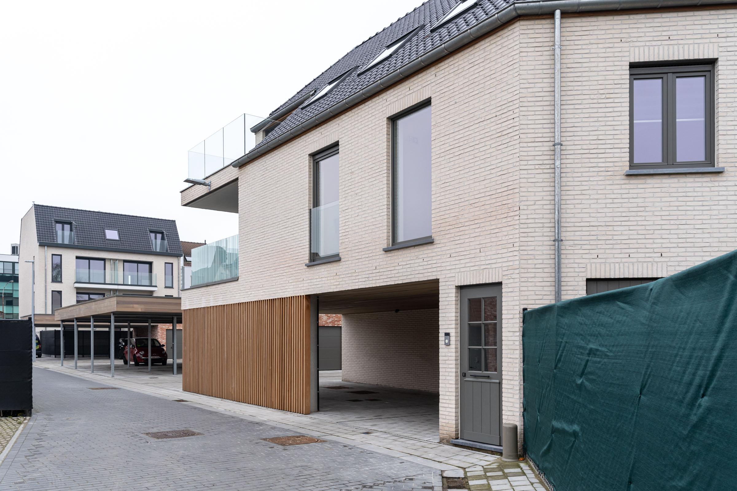 bouwwerken de baets - appartement