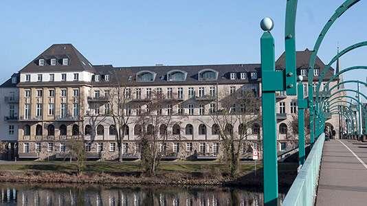 Ein Bild der Stadt Mülheim an der Ruhr.