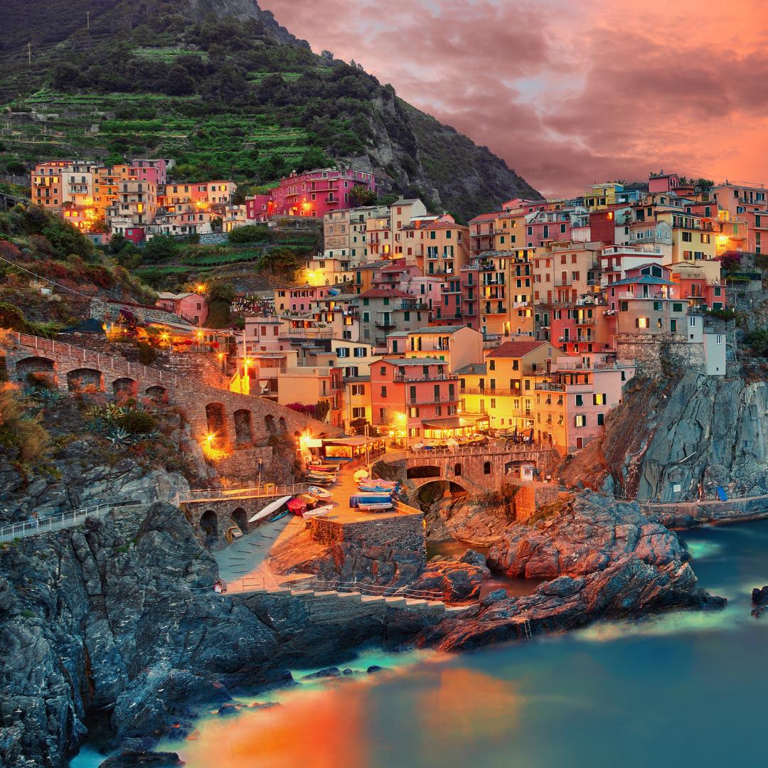 Die malerische Schönheit Italiens lässt sich mit dem Wohnmobil besonders gut erleben. Foto: Canva