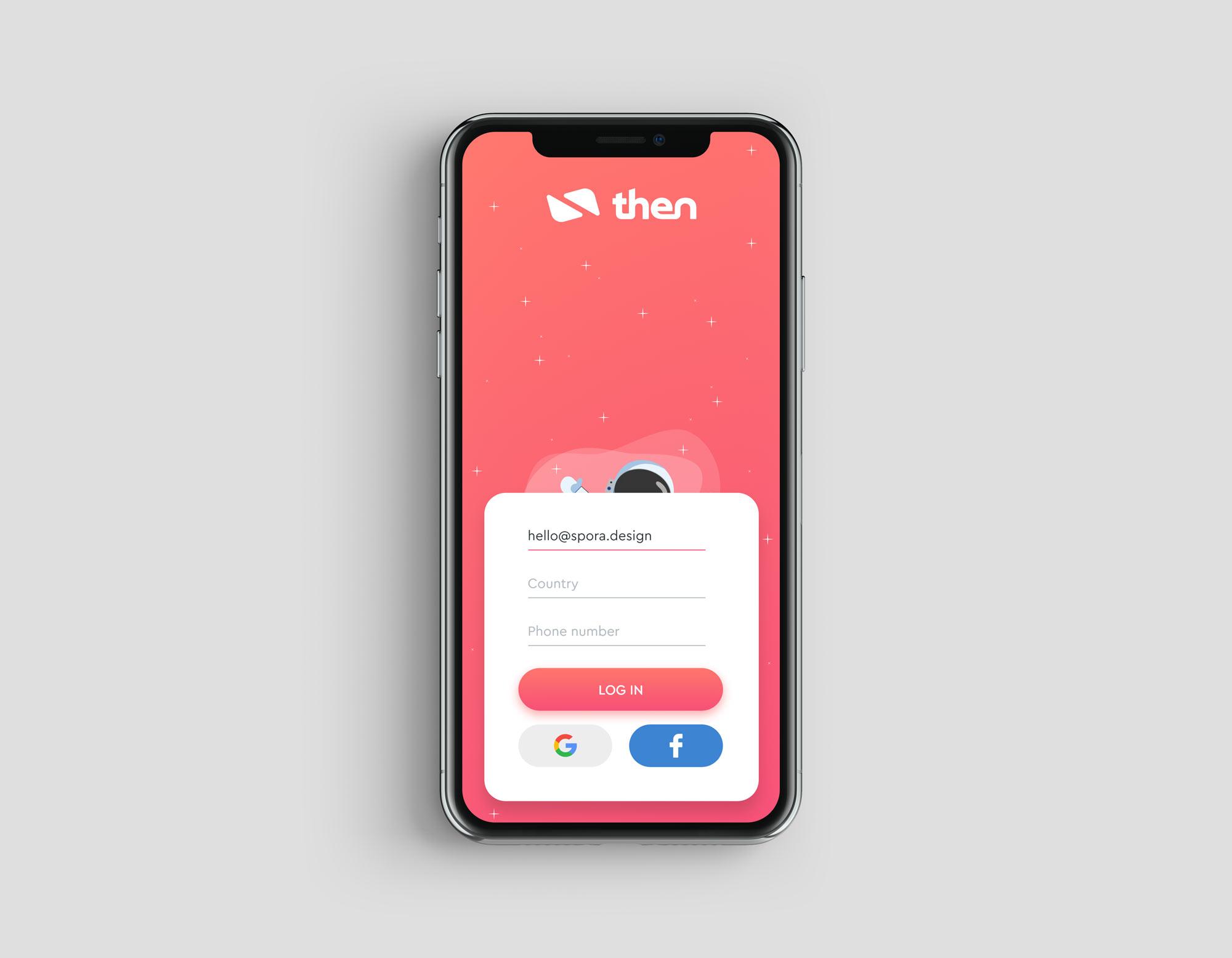 Branding & Smartphone UI Kit para Empresa Saas B2B