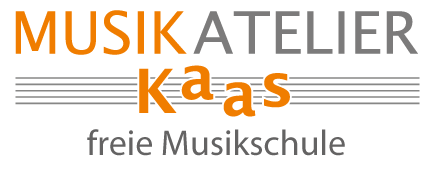 Musikatelier Kaas - freie Musikschule Logo