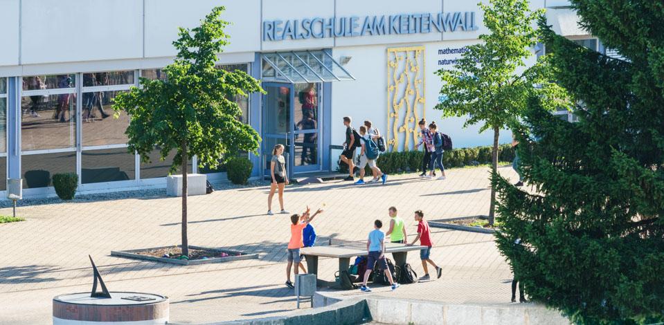 Realschule am Keltenwall in Manching